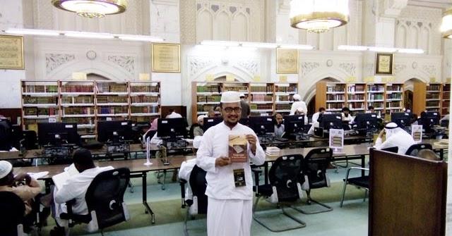Koleksi Perpustakaan Masjidil Haram Berusia Ribuan Tahun