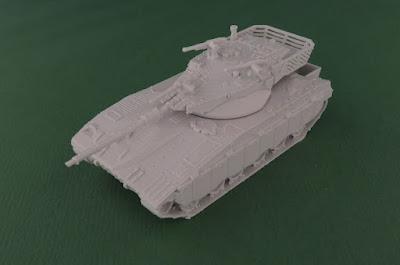 Merkava MBT 1