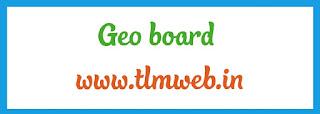 TLMweb® Geo board