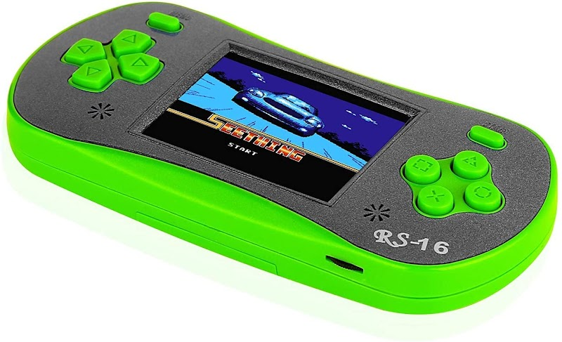50% OFF RS-16 gift handheld game console built-in 260IN1, limited time promotion - flash sale