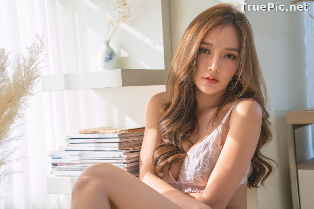 Image Thailand Model - Rossarin Klinhom (น้องอาย) - Beautiful Picture 2020 Collection - TruePic.net - Picture-1