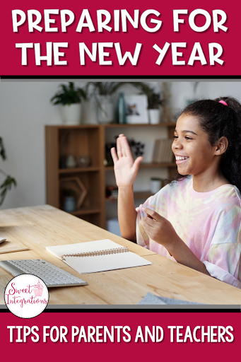Prepare students and parents for the beginning of a very different new year. You can support parents and teachers with resources listed in this blog post.