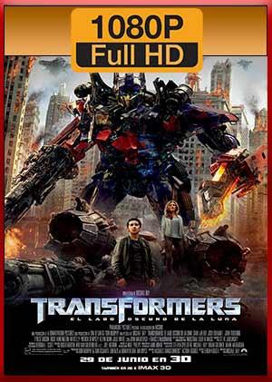 Descargar Transformers 3 El lado oscuro de la Luna pelicula completa hd latino