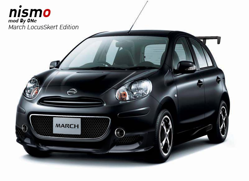 Nissan March Nismo Modification Auto Seo Journey