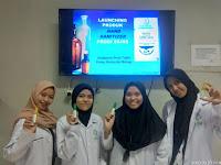Launching Produk Handsanitizer Prodi Sains UIN Antasari Banjarmasin