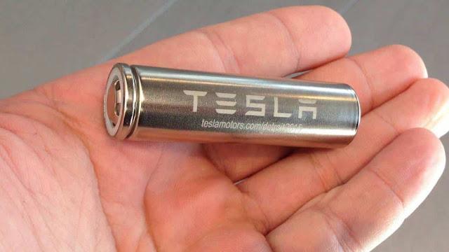 Pesquisadores da Tesla descobrem como aumentar longevidade de baterias