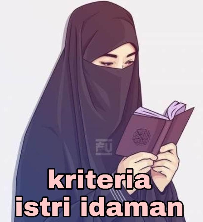 Kriteria Istri Idaman