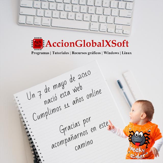 11 años de AccionGlobalXSoft