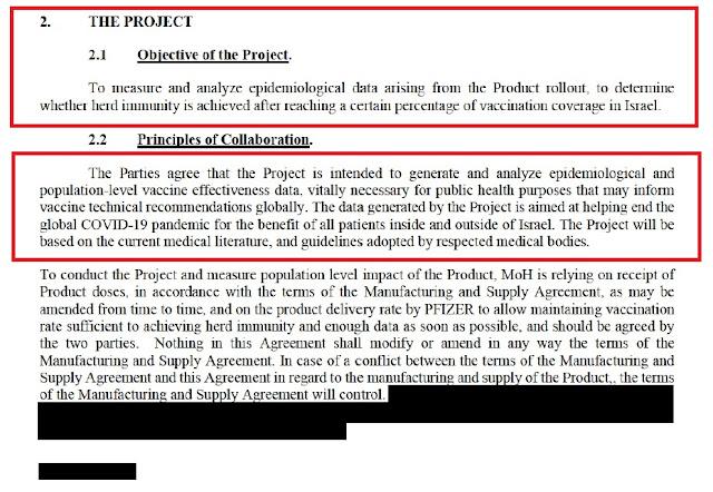 israel pfizer agreement1
