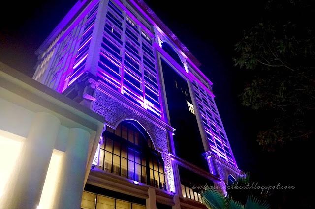 Hotel Perdana Kota Bharu Kelantan Main Gate