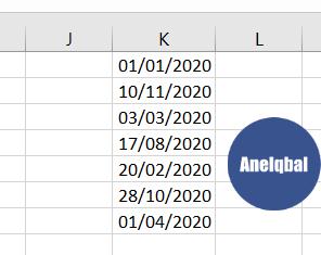 cara mengurutkan tanggal di excel