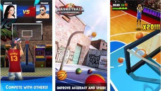 Game Bola Basket Terbaik di Android-7
