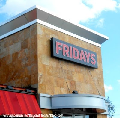 TGI Friday's on Union Deposit Road in Harrisburg, Pennsylvania