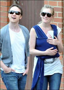 Inspection Before Shipment James Mcavoy And His Wife
