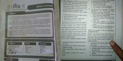 Ada Soal Tentang Pembunuhan Mutilasi Pada LKS SD, Bikin Resah Warga
