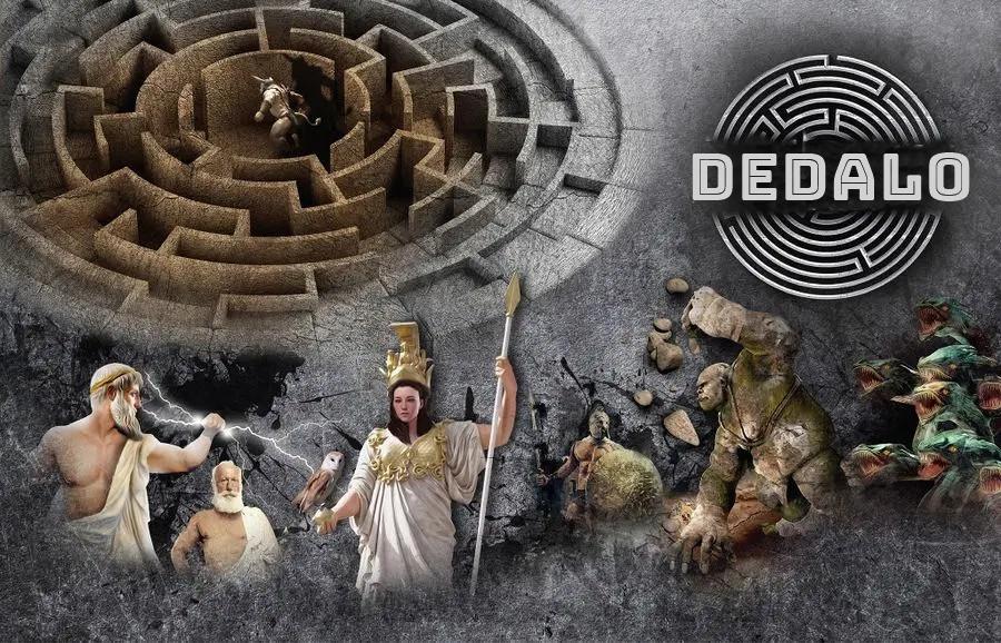 Dédalo, O Maravilhoso Artesão da Mitologia Grega