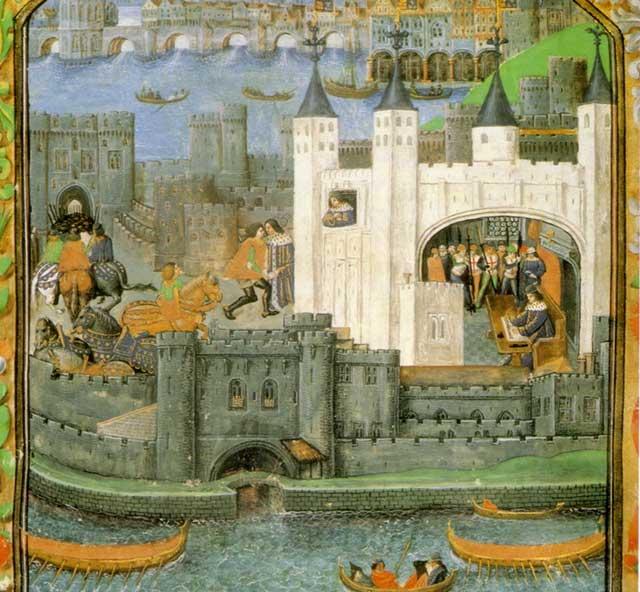 Menara London Pernah Menjadi Sasaran Pemberontakan