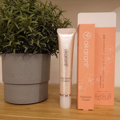 大愛日本護膚品牌 - Akaran Plus高機能眼紋嘴角修護霜