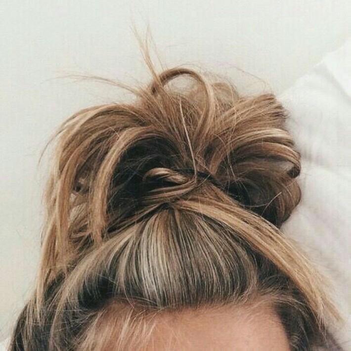 10 penteados charmosos com coque