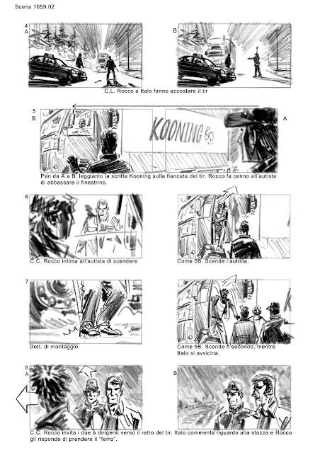 Rocco Schiavone - 2016 #storyboard 02