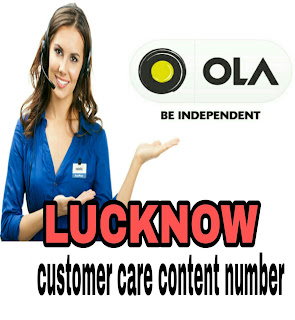 ola customer care number Lucknow