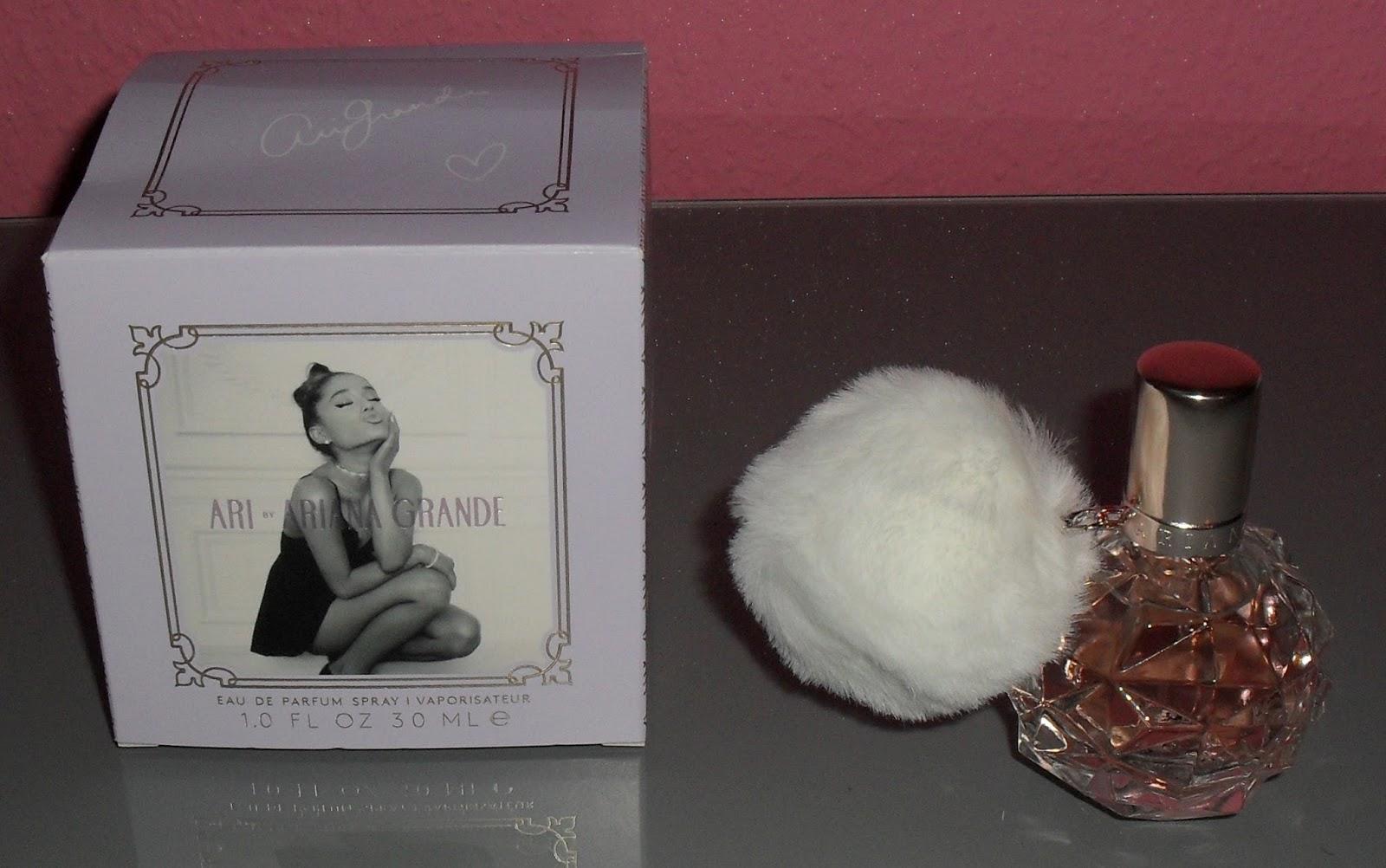 Blondis Beauty Und Lifestyle Blog Ariana Grande Parfüm