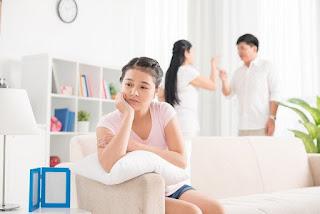 dampak perceraian pada anak