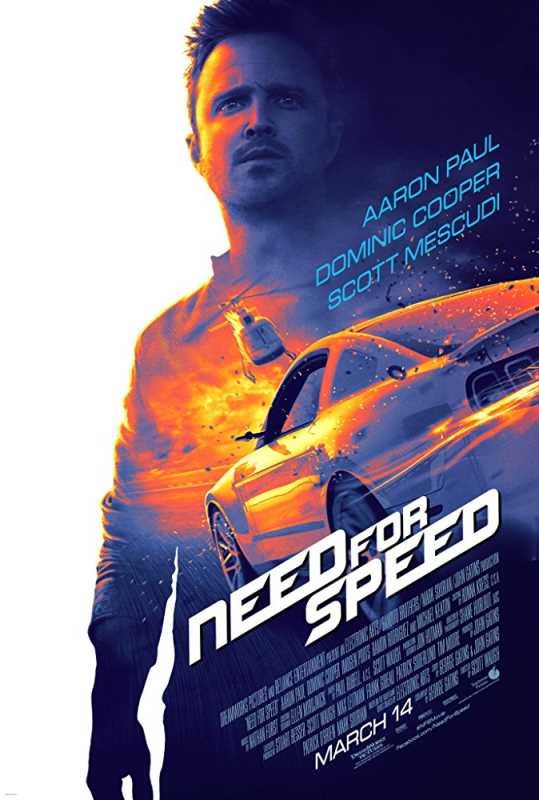 Download Need for Speed 2014 720p x264 Esub BluRay Dual Audio English Hin Torrent