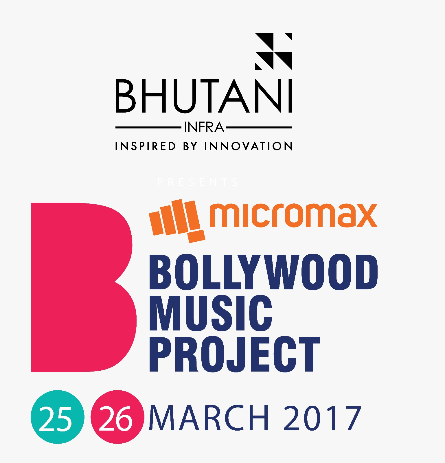 bhutani group presents micromax bollywood music project is all set