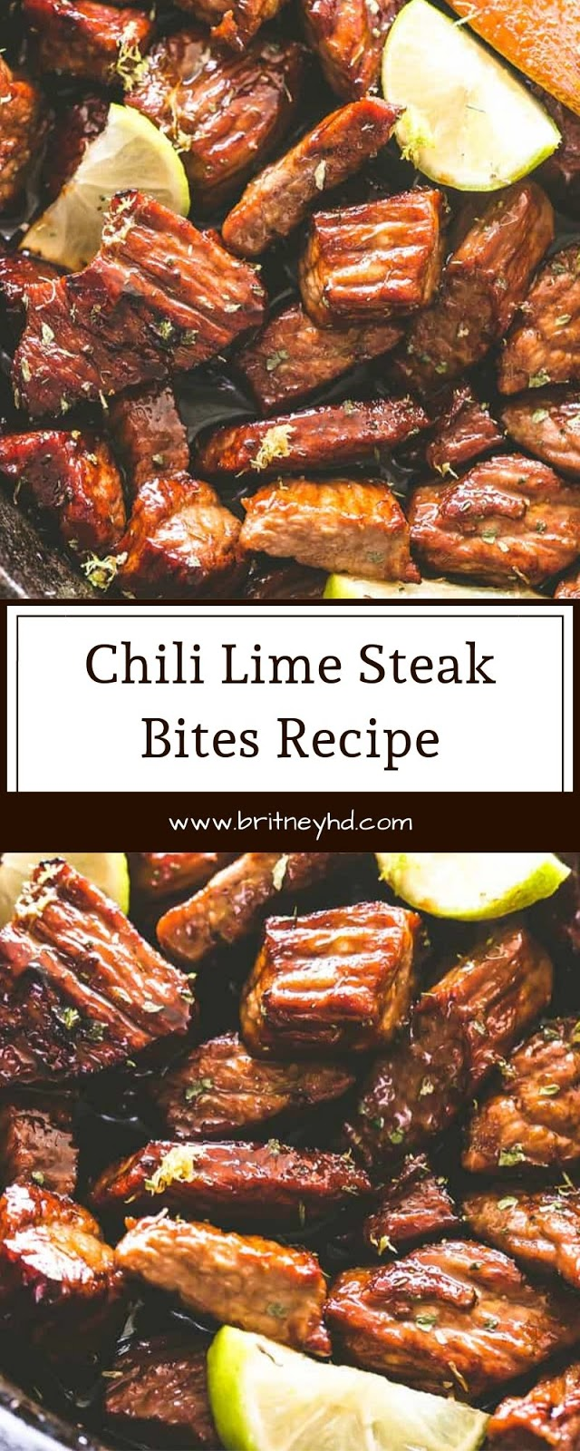 Chili Lime Steak Bites Recipe