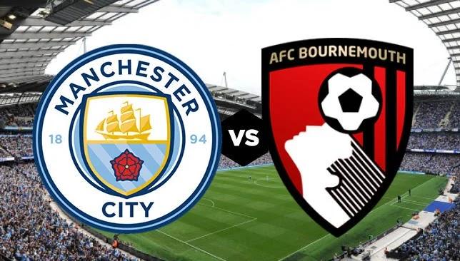 بث مباشر مشاهدة مباراة مانشستر سيتي وبورنموث