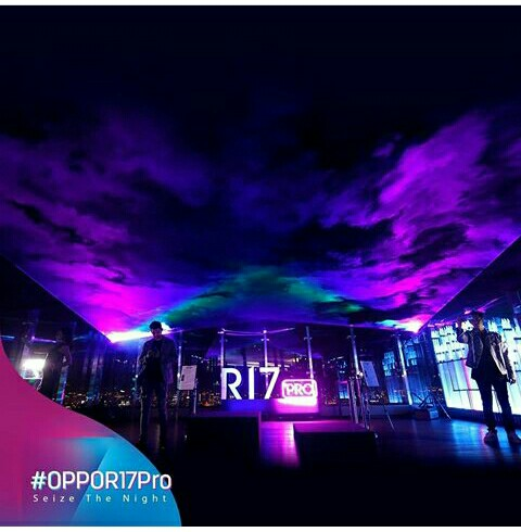 spesifikasi dan harga smartphone Oppo R17 Pro