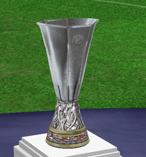 PES 6 UEFA Europa League Trophy HD V2