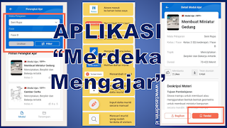Aplikasi Merdeka Belajar