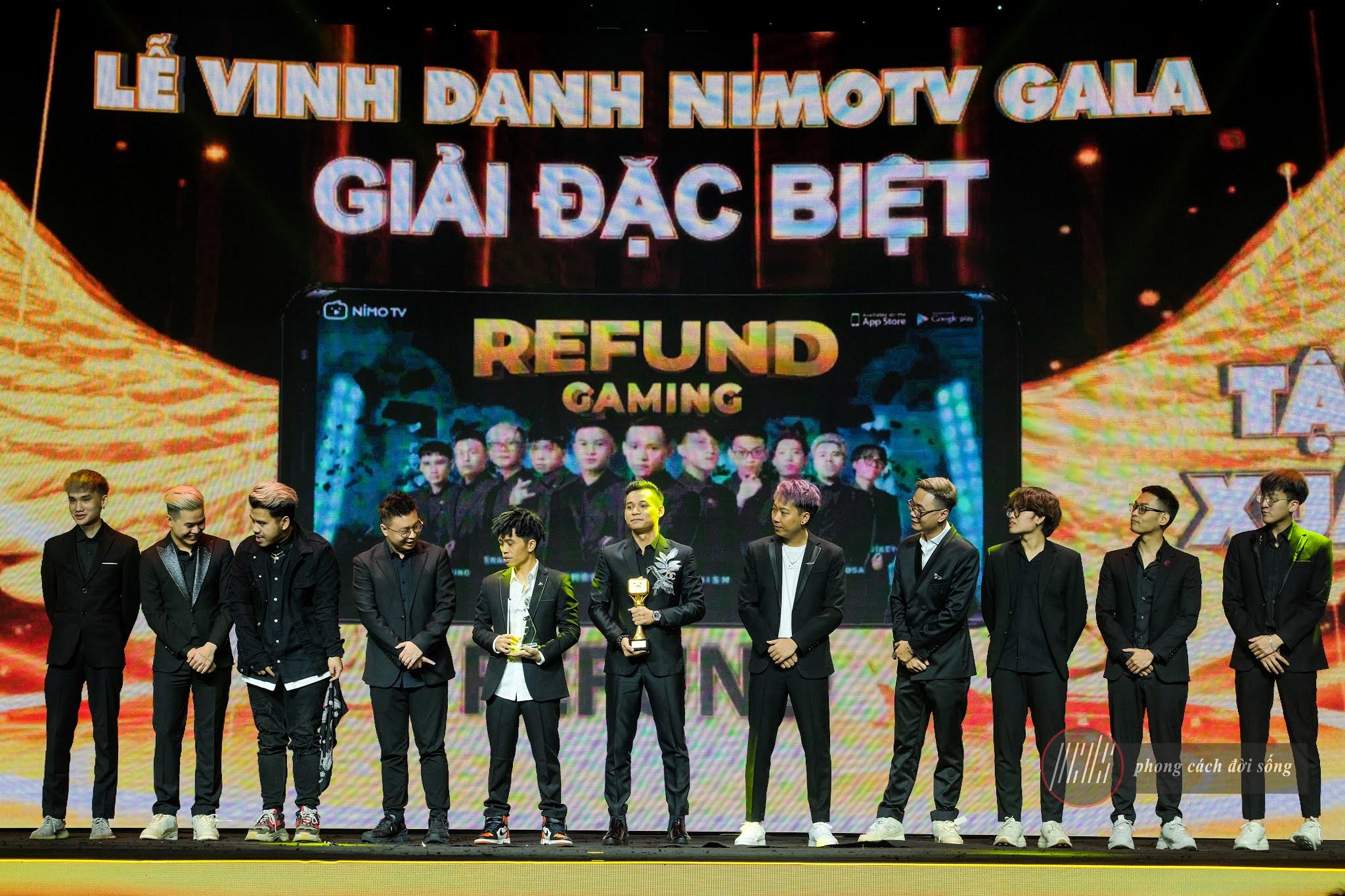 Nimo TV Gala
