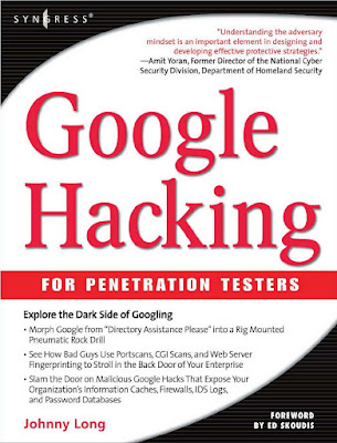 Google Hacking For Penetration Testers (2005)  in PDF Download eBook