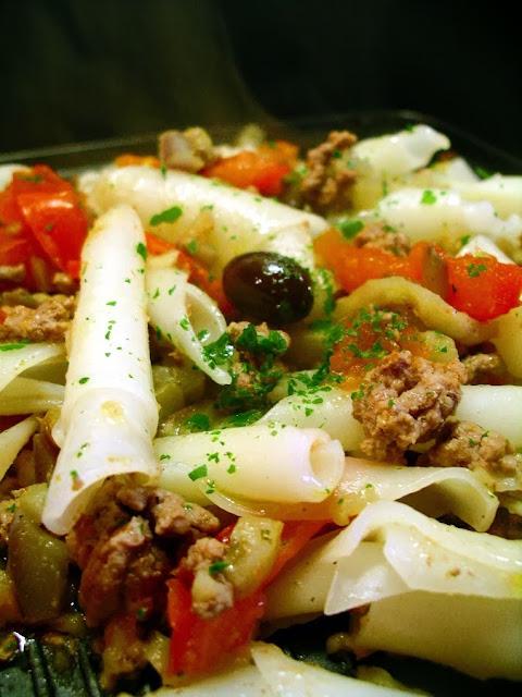 primo piatto leggero pasta con le verdure