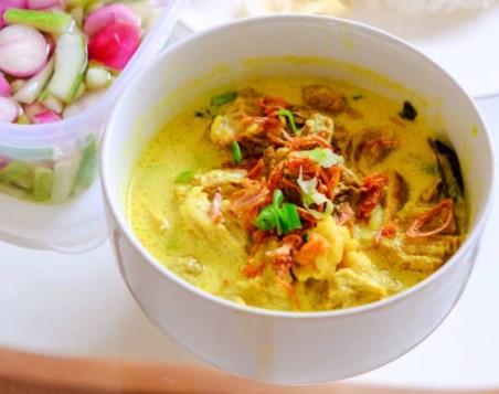 Resep Soto Ayam Kuning
