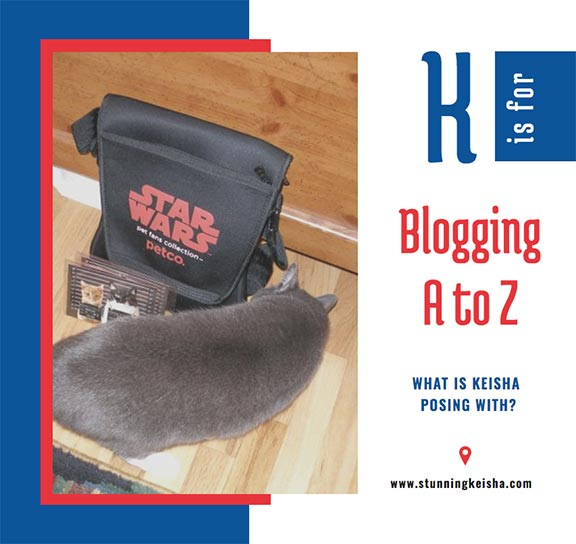 Blogging From A to Z: K is for …