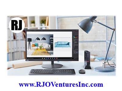 Available Now: Lenovo ThinkStation P330 - TINY - CORE I7 8700T 2.4 GHZ - 16 GB - 512 GB - US [RJOVenturesInc.com]