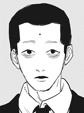 تاماوكي انمي رجل المنشار شينسو مان
