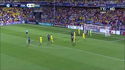 Franța - Romania U21