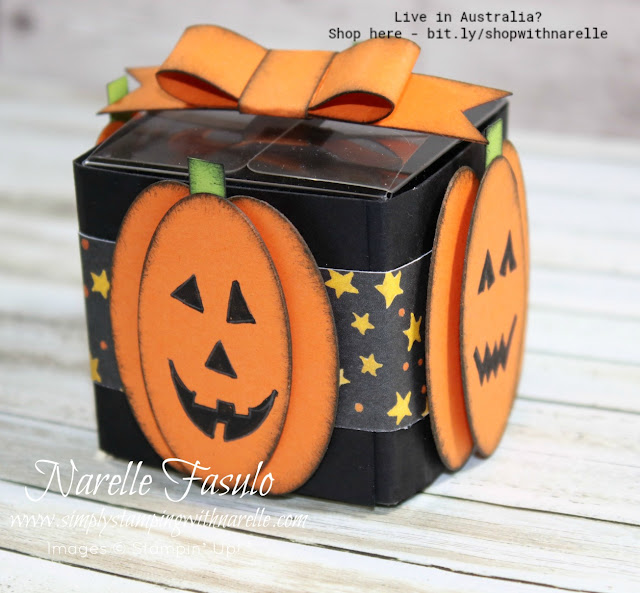 Need supplies to make cute Halloween treats like these? Then see our complete range here - http://bit.ly/shopwithnarelle