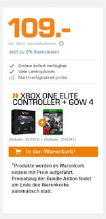 Xbox One Elite Controller + Gears of War 4