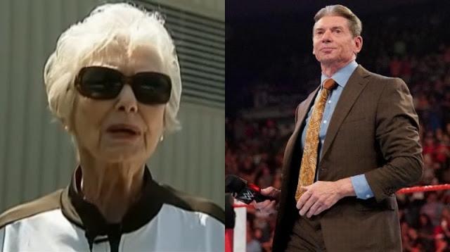 Vince McMahon édesanyja száz éves lett