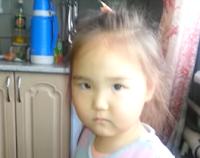 Russisches Mädchen
