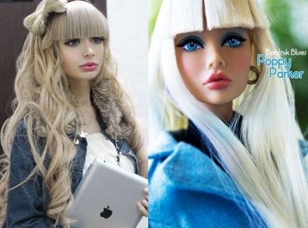 Anzhelika Kenova Barbie Humana