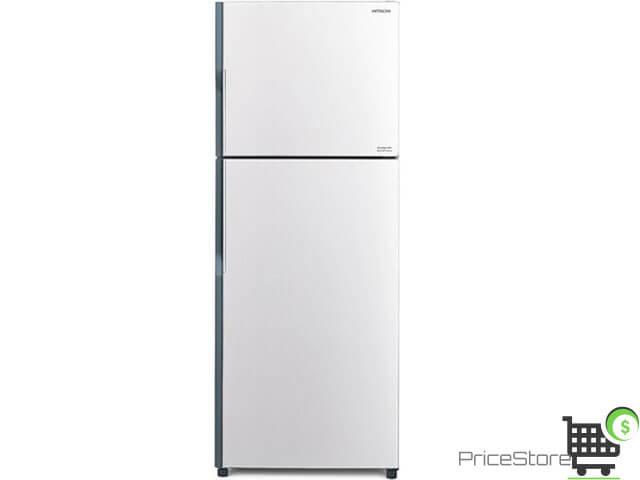 سعر ثلاجة هيتاشي بابين 14.3 قدم موديل R-V470PS8K-PWH ثلاجة هيتاشي بابين 14.3 قدم موديل R-V470PS8K-PWH المواصفات  متوفره باللون الابيض. السعة اللترية: 405 لتر. حجم الثلاجة 14.3 قدم مكعب. غير مزودة بموزع الماء. بلد المنشأ : تايلاند. ابعاد الثلاجة ( ارتفاع * عرض * عمق): 177 *68 *74.5 سم. سعر ثلاجة هيتاشي  14.3 قدم  2460 ريال سعودي