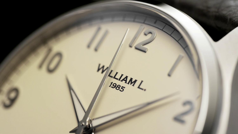 william l watch
