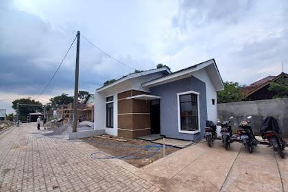 Rumah ready stok siap huni dekat Borma Cinunuk